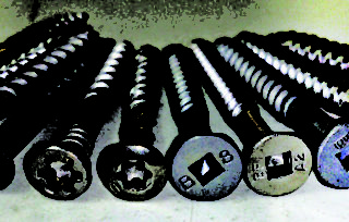 The TIMBER BOLTS From BACO Enterprises Inc