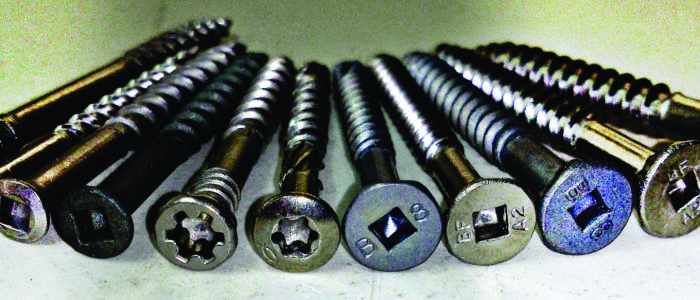 TIMBER BOLTS