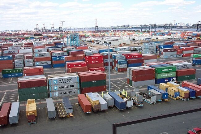 Own Shipping Container