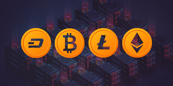Cryptocurrency Mining and Exchange