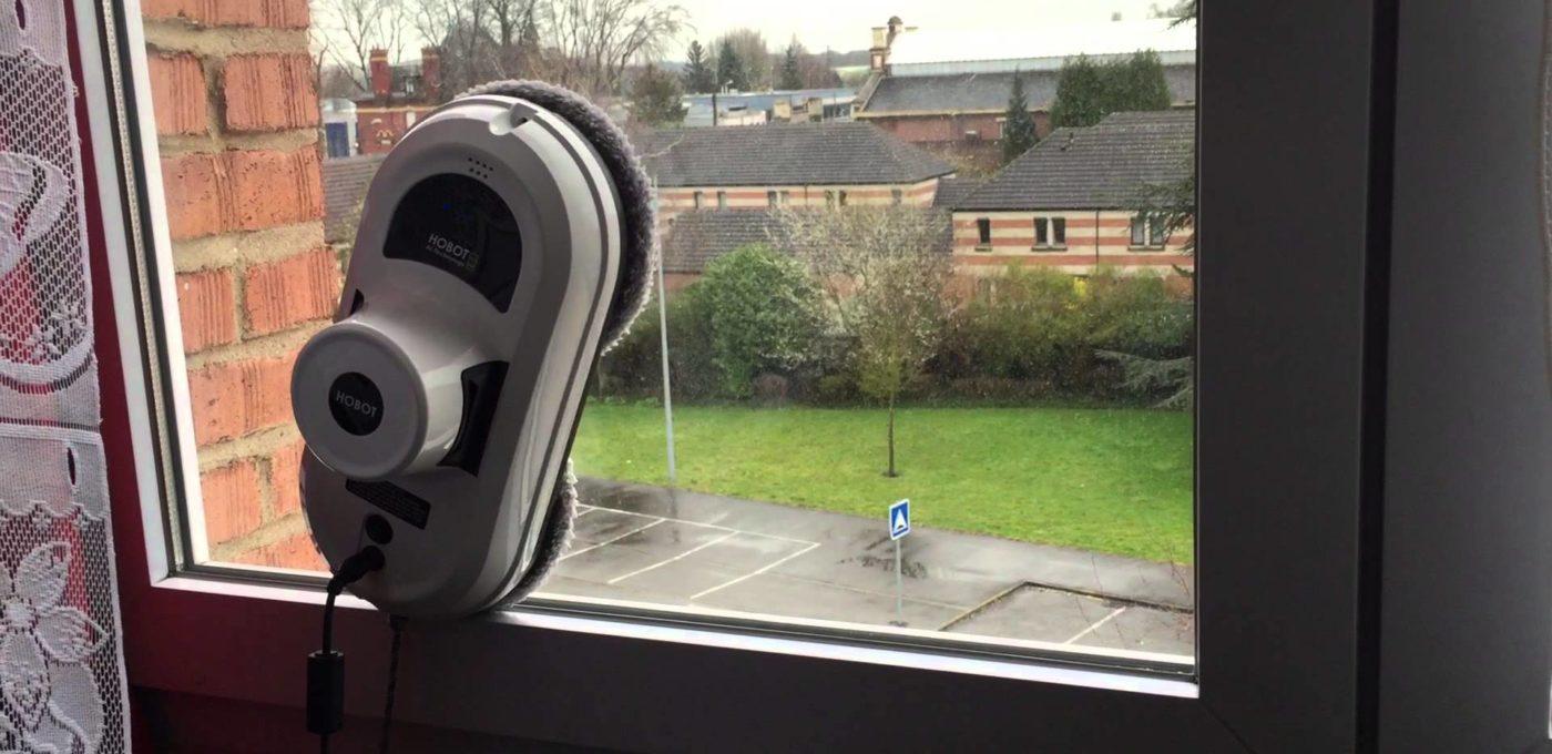 meilleur robot lave vitre