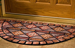 How to choose a door mats