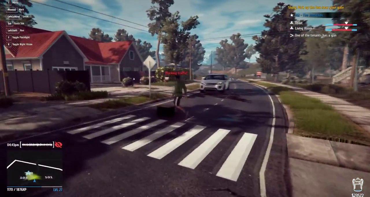 Thief Simulator Game