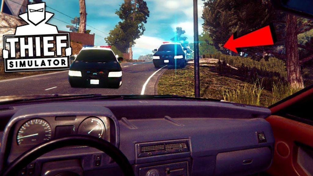 Thief Simulator Games