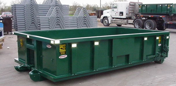 Dumpster rental in Danbury