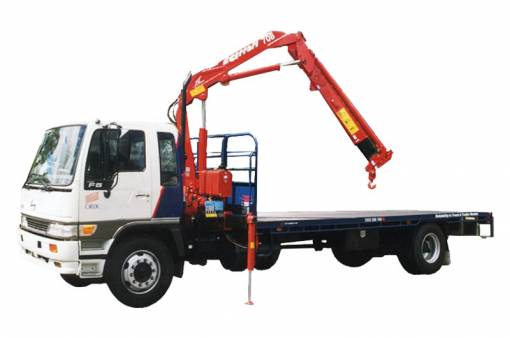 best crane truck