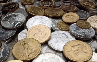 precious coins