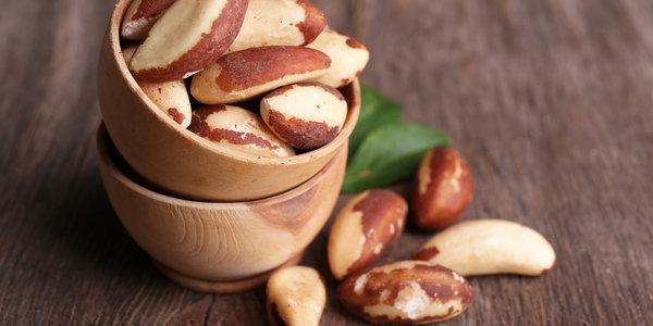 raw brazil nuts per pound