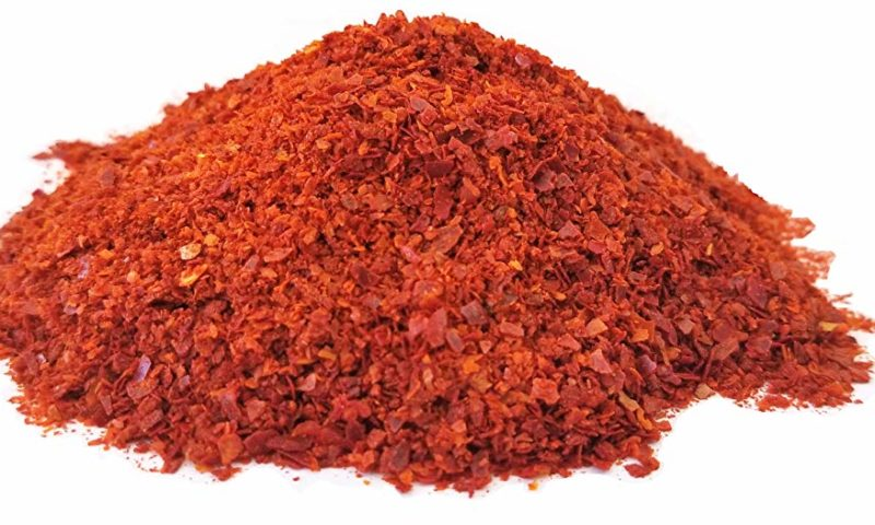 Taste With Aleppo Pepper