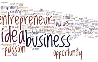 The development of entrepreneurial thinking is the key to becoming a successful online marketer