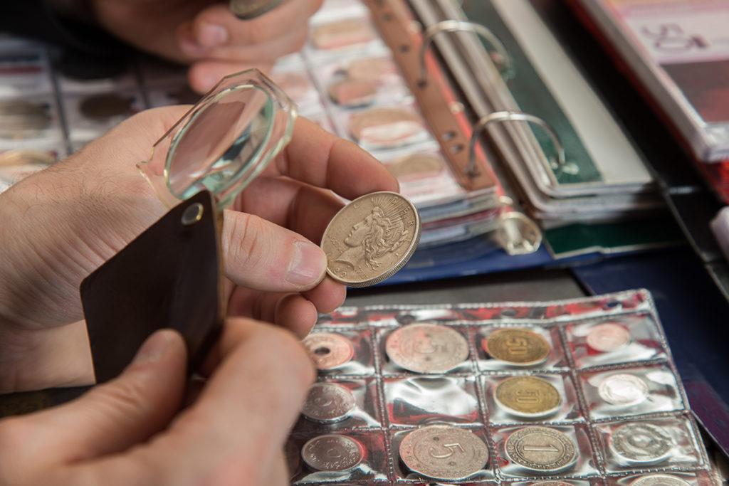 Coin valeus