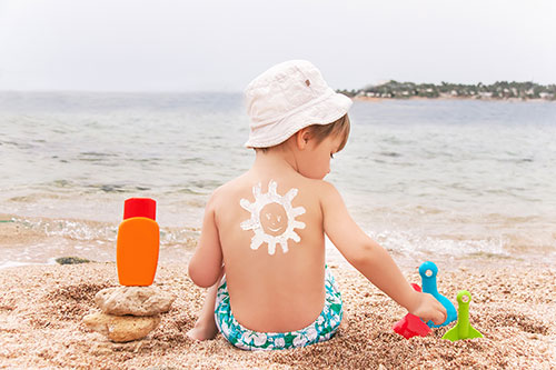 Sun free tanning is made possible with Melanotan!
