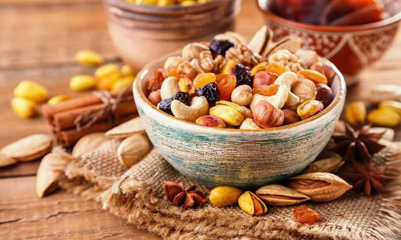 macadamia nuts in bulk
