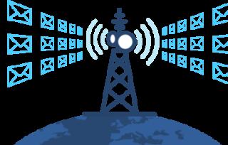 Utilizing Digital Broadcasting Techniques