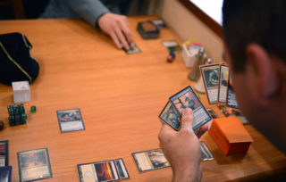 Magic the gathering card game offers great entertainment