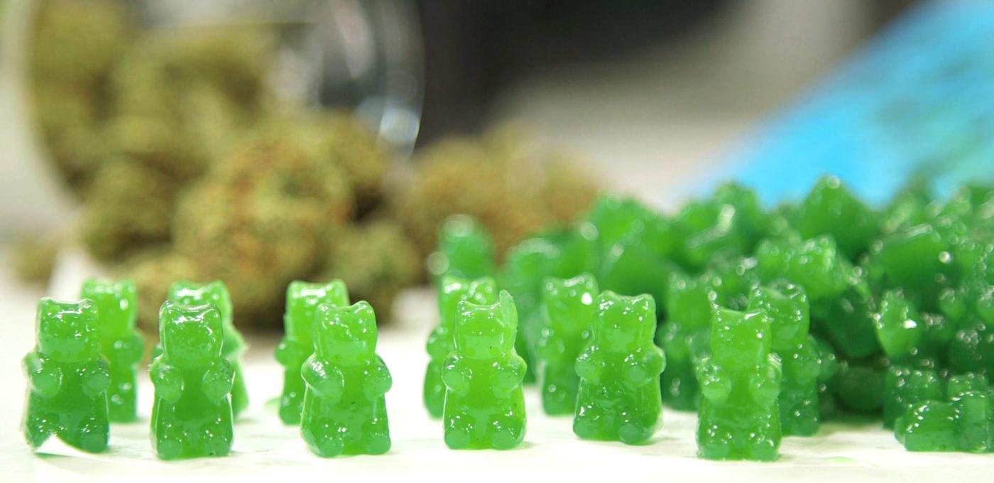 cannabis weed gummies